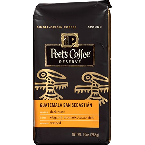 Peets Coffee Guatemala Sebastian Ground