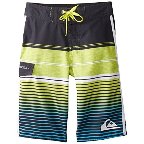 hot sell Quiksilver Big Boys' Vertigo Stripe Boardshort save more