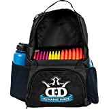 Dynamic Discs Cadet Disc Golf Backpack   Frisbee Disc Golf Bag with 17+ Disc Capacity   Introductory Disc Golf Backpack   Lightweight and Durable …