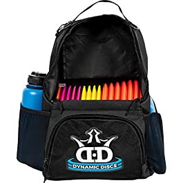 Dynamic Discs Cadet Disc Golf Backpack | Frisbee Disc Golf Bag with 17+ Disc Capacity | Introductory Disc Golf Backpack | Lightweight and Durable | Discs NOT Included