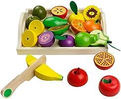 Jerryvon : -20% sur les Fruits en bois - Jeu pour enfant