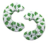 A&R Sports Shamrock Print Blade Cover, Medium