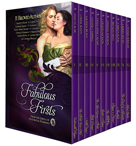 Fabulous Firsts: A Boxed Set of Eleven Full-Length Series-Starter Novels (Jewels of Historical Romance)