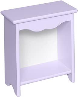 product image for Little Colorado Toddler Bedside Stand, Lavender