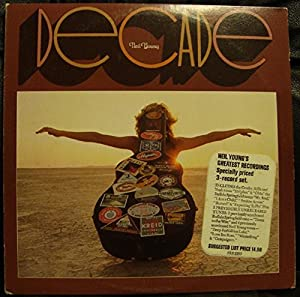 Neil Young Decade Vinyl Amazon Com Music