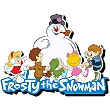 Frosty The Snowman Magnet