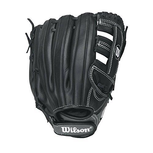 Wilson Onyx G5 Infield Fastpitch Softball Glove Black/Coal Right Hand Throw 11.75-Inch [並行輸入品] B07CCMPXTS