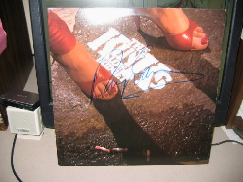 RAY DAVIES/The Kinks signed