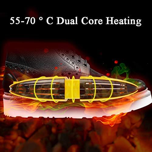 Ptc Secador Eléctrico De Zapato Desodorización Shoe Del 6 Escalable Dryer Deshumidificación Portátil no 17cm Energía 7 Núcleo Escalable Calentado Doble Calentador Ahorro wOOq8xaXY