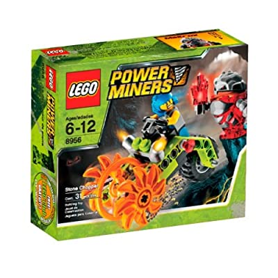 LEGO Power Miners Stone Chopper (8956): Toys & Games