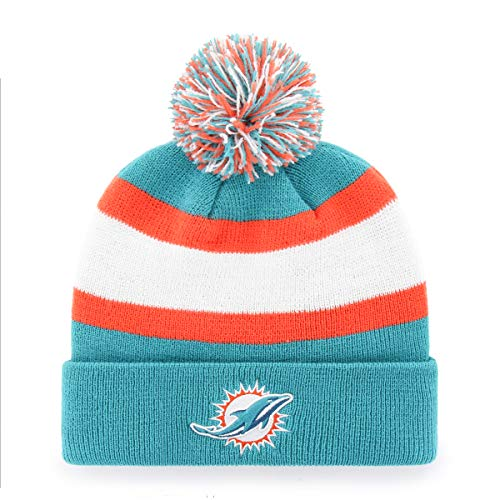 9ce02d1578a8b ... cuffed pom knit hat ebe98 c0938  ireland miami dolphins pom hat 92548  d1295