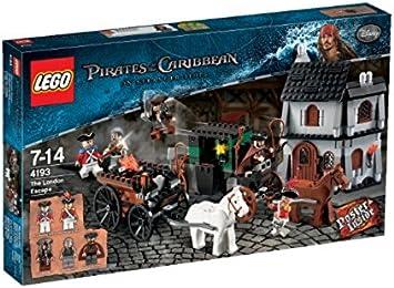 LEGO Piratas del Caribe 4193 - Huída en Londres: Amazon.es: Juguetes y juegos