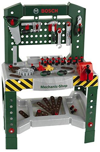 Bosch Banco de trabajo de juguete Theo Klein