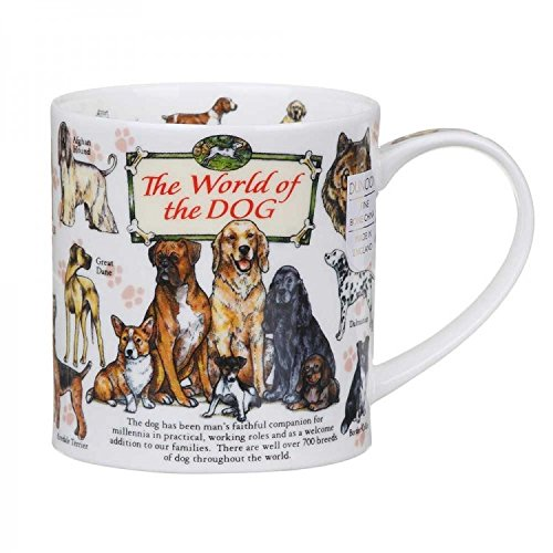 Dunoon Orkney World Of The Dog Mug