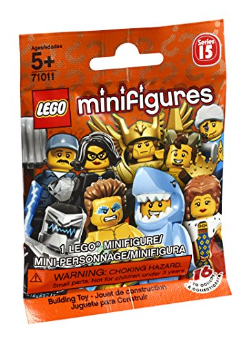 LEGO Minifigures Series 15 - Random Pack (71011)
