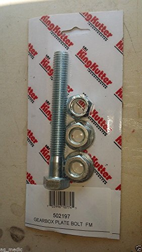 502197 King Kutter Finish Mower Idler Pulley Mounting Bolt ()