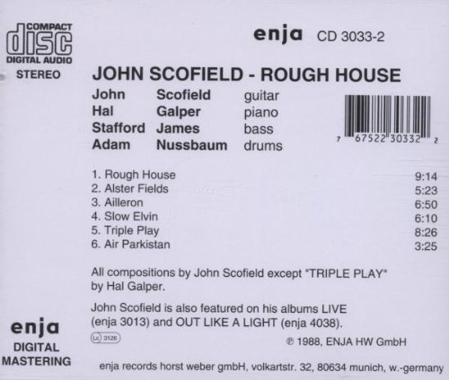 John Scofield - Bar Talk (1980)