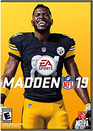 Madden NFL 19 [Online Game Code]