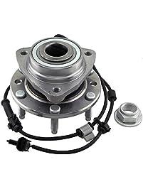 WJB WA513188HD Heavy Duty Version Front Wheel Hub Bearing Assembly Cross Timken 513188 Moog 513188 SKF BR930470
