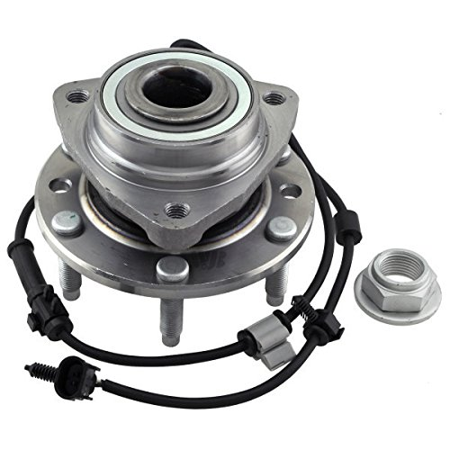 WJB WA513188HD Heavy Duty Version Front Wheel Hub Bearing Assembly Cross Timken 513188 Moog 513188 SKF BR930470 (Replacement Cost Wheel Bearing)