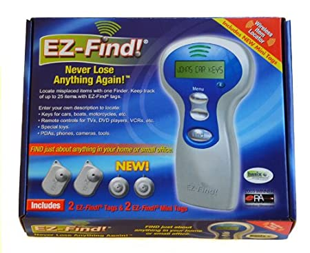 EZ-FIND! Mini 2 Tag Pack Accessory