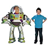 Disney Buzz Lightyear Airwalker Balloon Life Size Toy Story Anagram Balloons by Disney