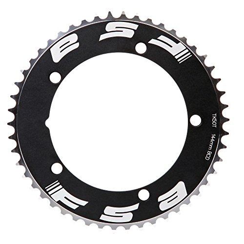 - FSA Pro Track 52 -Tooth 1/8-Inch Chainring (144mm, Black)