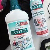 Sanytol Desinfectante para Ropa - 500 ml: Amazon.es: Salud y ...