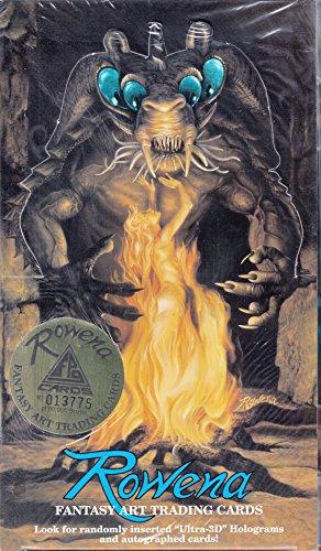 Fantasy Art Card - 8
