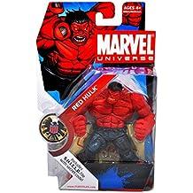 Marvel Universe Series 1 Figure 28 Red Hulk