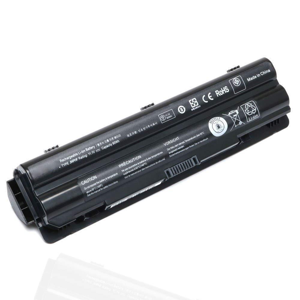 Bateria 11.1V 90WH 9 Celdas para Dell XPS 14 L401X 15 L501X 15 L502x 17 L701X L702X P/N: 312-1123 312-1127 453-10186 J70