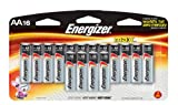 Energizer Max AA Batteries, 16-Count Size: AA UnitCount: 16, Model: E91LP-16, Gadget & Electronics Store