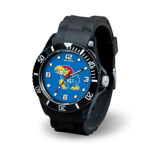 Rico Industries NCAA Kansas Jayhawks Spirit Watch