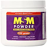 Natural Balance MSM, Unflavored, Powder, 320 Grams