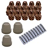 Lotos LCS33 Plasma Cutter Consumables Sets for