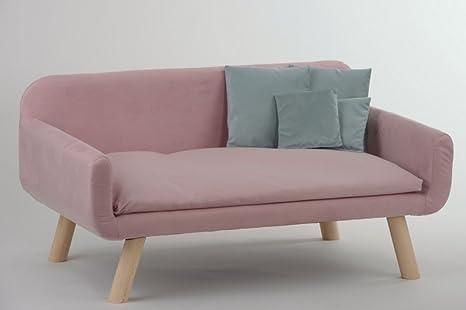 Animal Diseño de Perros sofá New (22145) con cojín acolchado ...