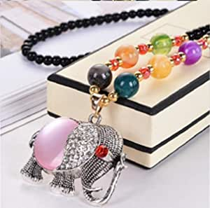 Pendant Necklaces Beads Casual & Trendy