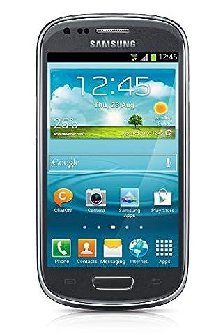 Samsung Galaxy S3 Mini GT-i8200 8 GB - Unlocked (Titan Gray) (Gsm Unlocked Iphones S3)