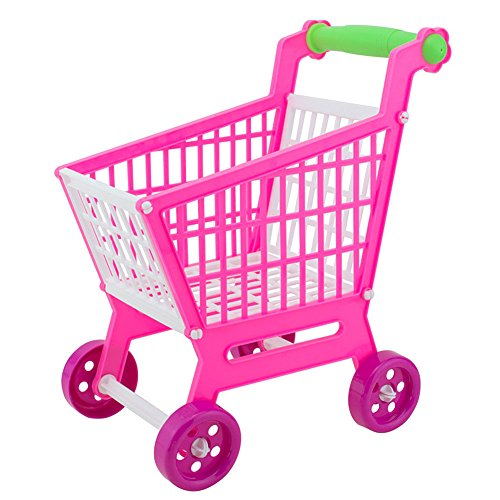 mk. park - Shopping Cart Full Grocery Food Toy Playset for Kids Toys - Shopping Florence Centre