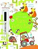 Wipe-Clean Farm Activities (Usborne Wipe-Clean Books)