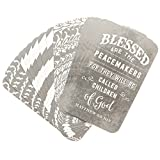 JennyM | Blessed Prayer Cards, Verses of Blessings & Encouragement, Bible Verses, Inspirational Scripture Cards with Keepsake Box, Boxed Inspirational Blessing Cards, Perfect Christian Gift!