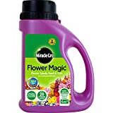 Miracle-Gro 1kg Flower Magic Flower Seeds with Feed and Coir Mix Jug (Multi-coloured)