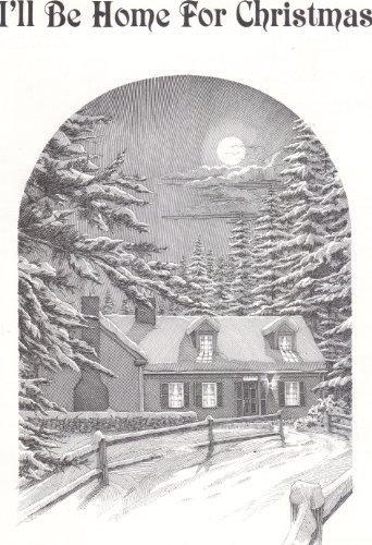 I'll Be Home For Christmas (Ll Home I Be For Musical Christmas)