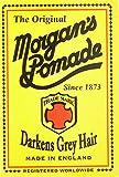 Morgan Pomade Amber Jar