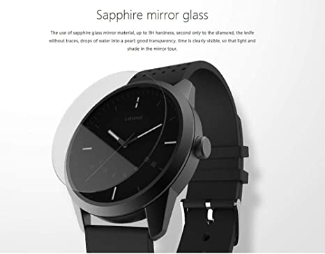 Lenovo Smart Watch 9 - Negro
