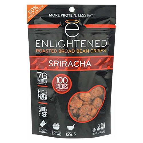 ENLIGHTENED Sriracha Crisps, 4.5 OZ ()