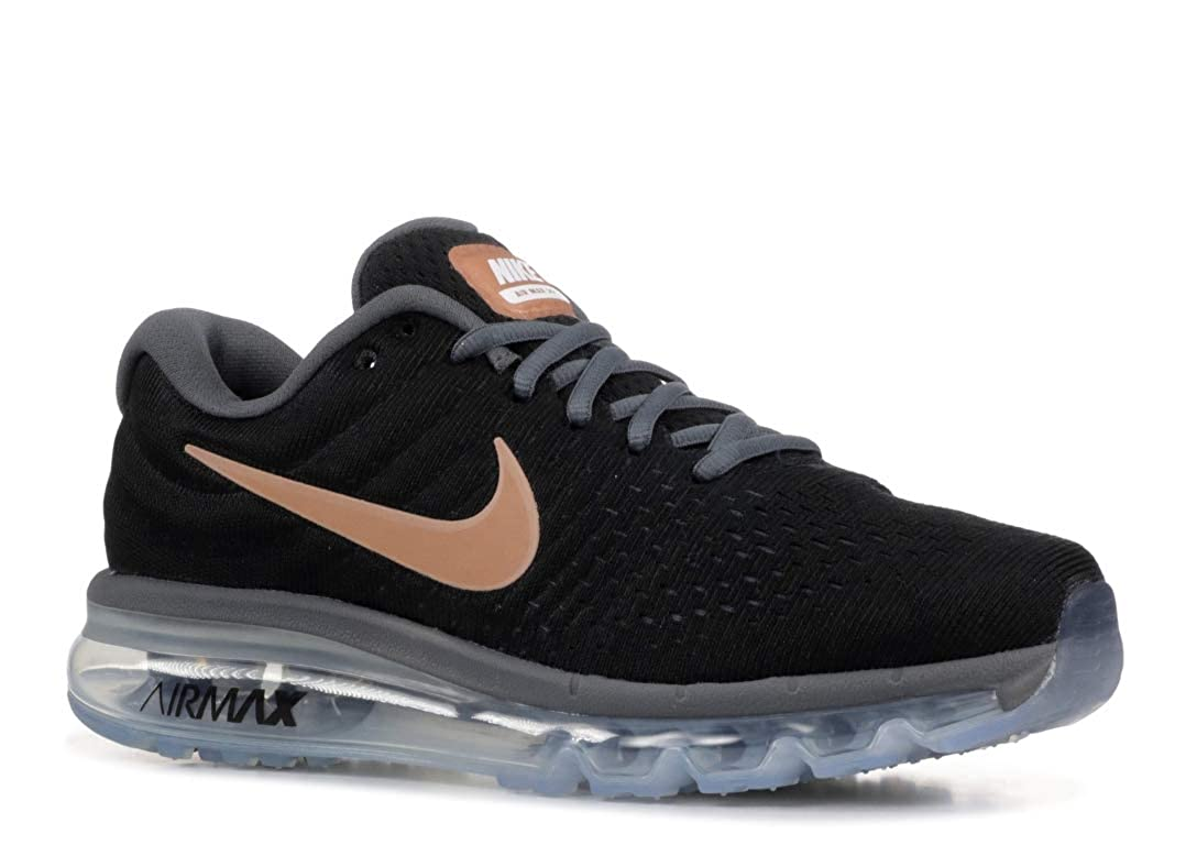 Nike Wmns Air Max 2017 Womens Shoes Blackwhite anthracite