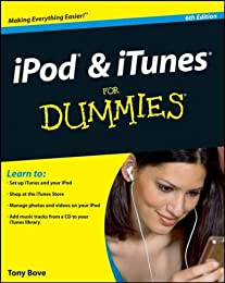 iPod & iTunes For Dummies, Pocket Edition