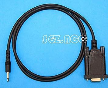 USB Programming Cable for Icom IC-R10 IC-R20 IC-R71A IC-R71D IC-R71E IC-R72 New
