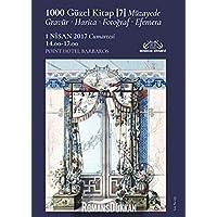 1000 Güzel Kitap - 7: Müzayede-Gravür-Harita-Fotoğraf-Efemera